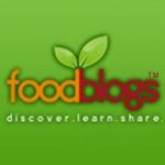 Proud member of FoodBlogs