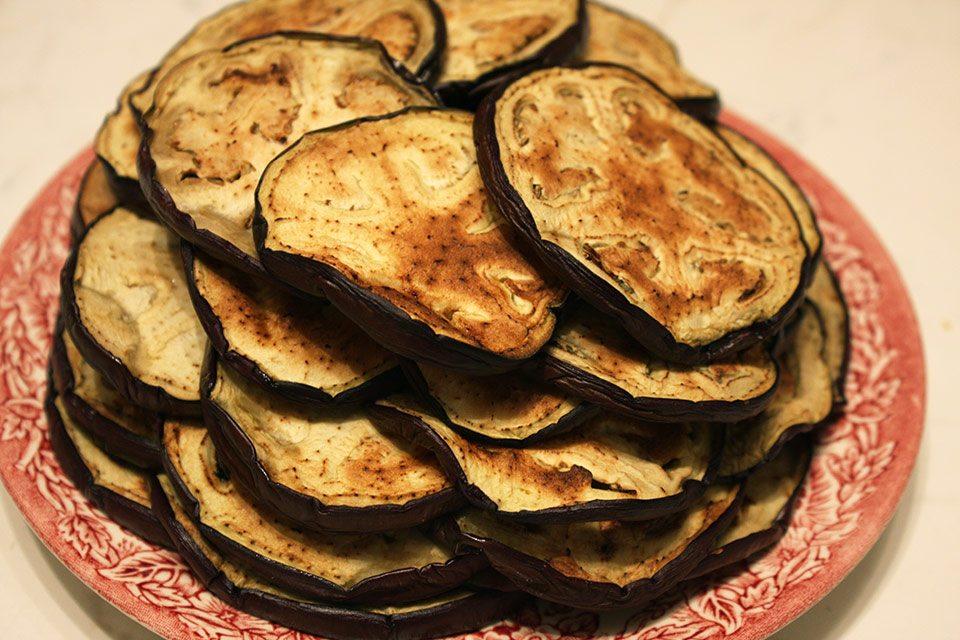 Marinated eggplant recipe