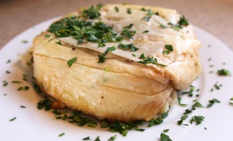 Baked Feta Recipe   Nomad with Cookies