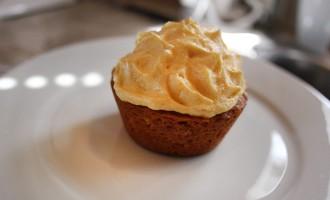 Brown butter butternut cupcakes recipe