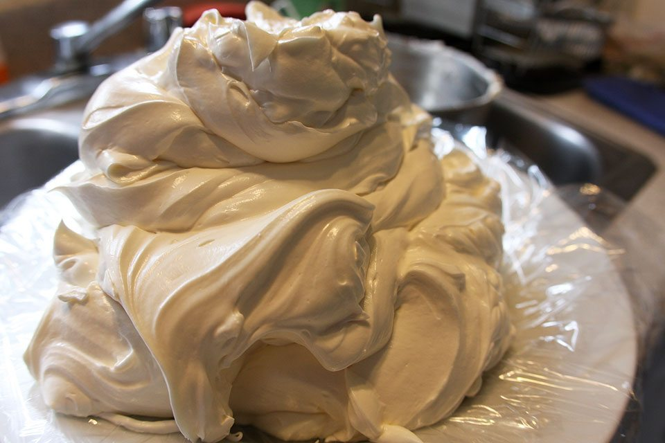 Italian buttercream recipe | Nomad with Cookies