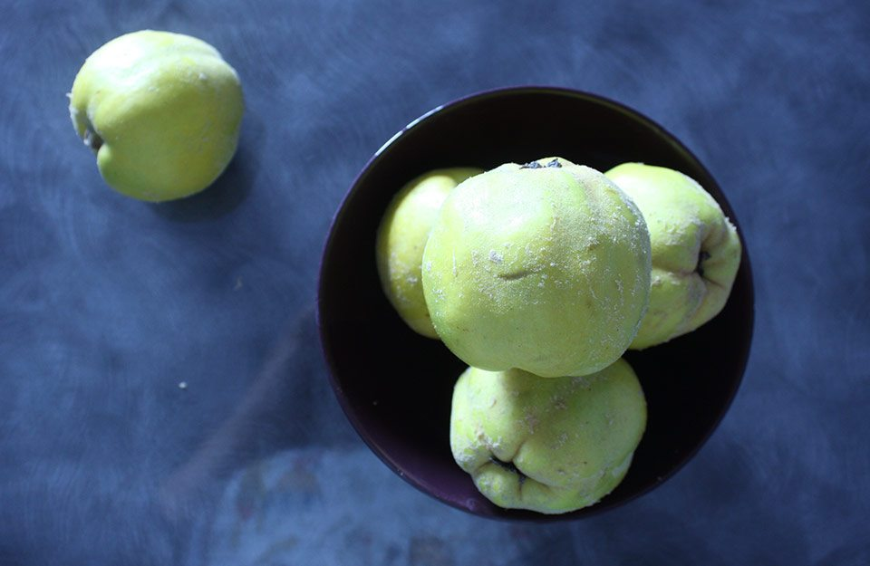 Quince brownie recipe