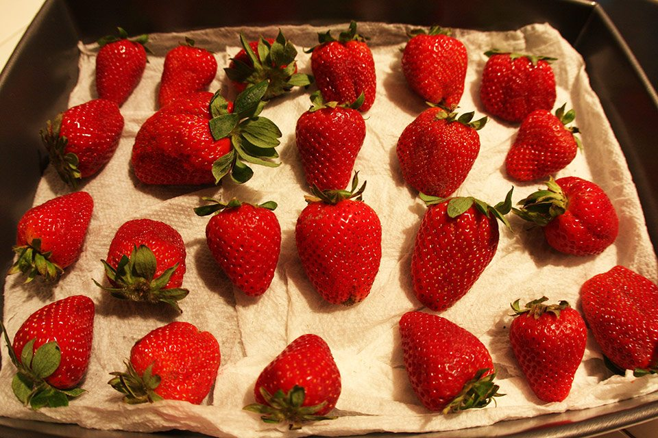 How to store strawberries