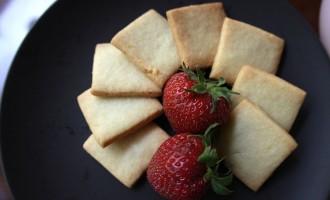 Lemon and wine cookies recipe   Nomad with Cookies food blog