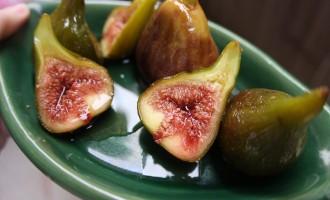 Amaretto Roasted Fig Recipe