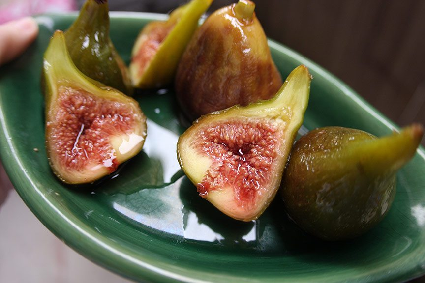 Amaretto Roasted Fig Recipe