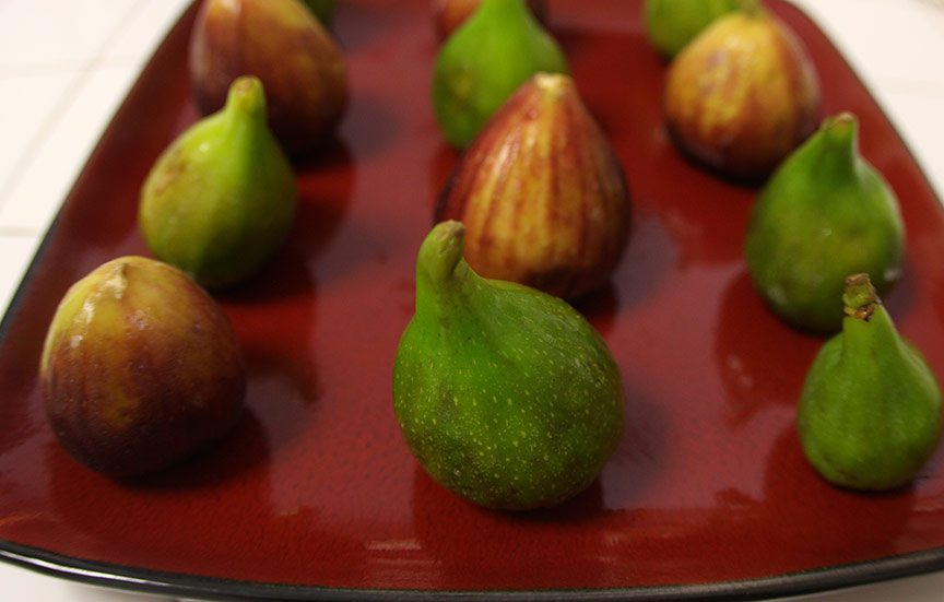 Amaretto & Vanilla Roasted Fig Recipe