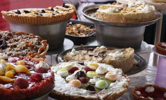 Pies in Lima, Peru | Nomad with Cookies