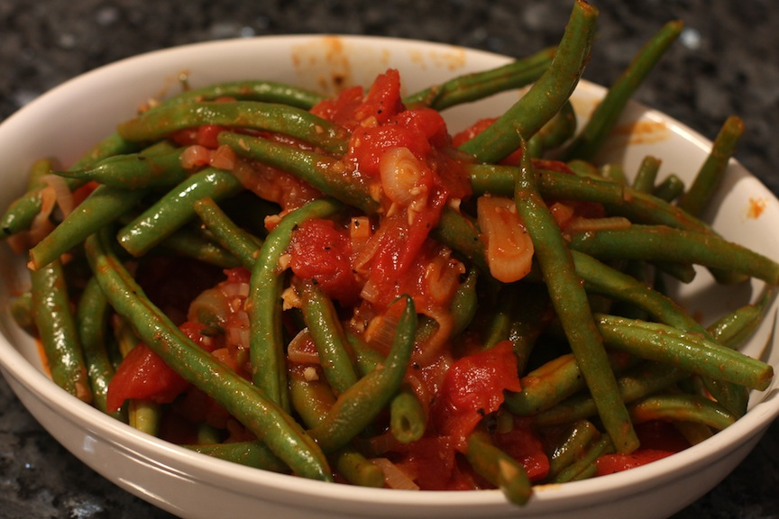 how to cook nigerian beans with tomatoes