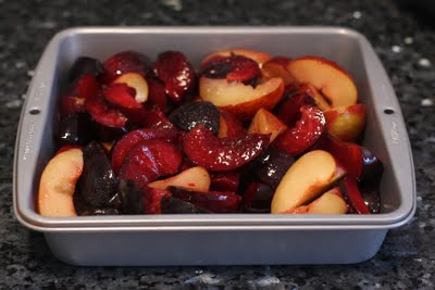 Plums and Sugar