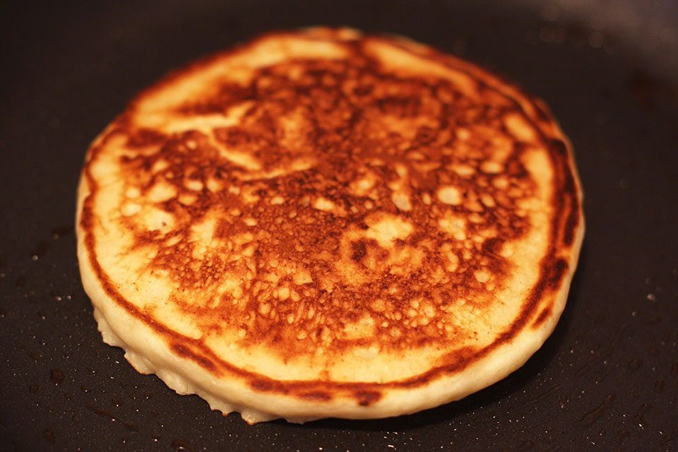 The perfect pancake | Nomad with Cookies