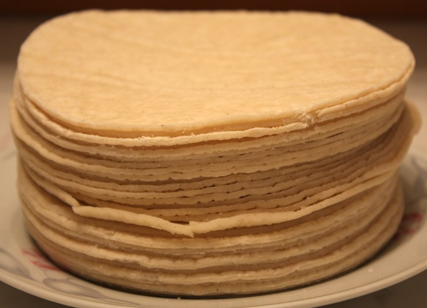 fellow Texan of mine brought me corn tortillas a few weeks ago. That ...