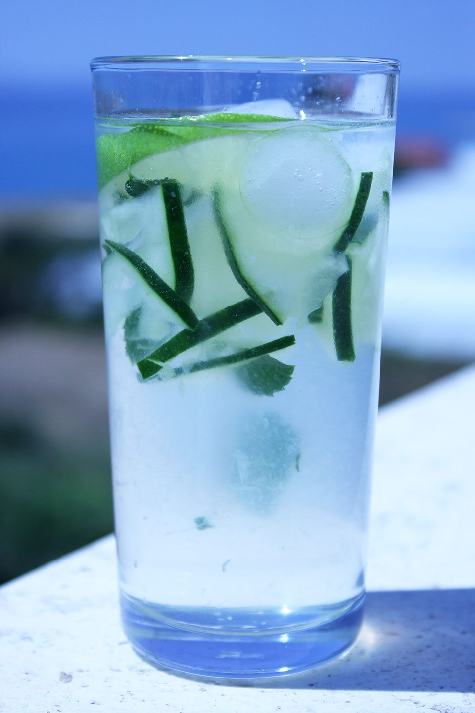 Cucumber mojitos recipe | Nomad with Cookies