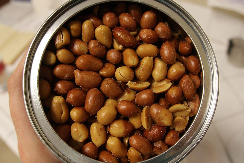 Spanish peanuts | Nomad with Cookies